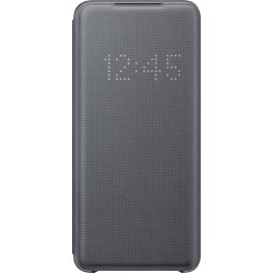Original LED View Cover EF-NG980PJEGEU Samsung Galaxy S20 Grey