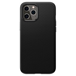 SPIGEN LIQUID AIR IPHONE 12/12 PRO MATTE BLACK
